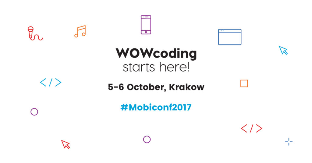 Mobiconf's 2017 agenda is live and it's incredible!