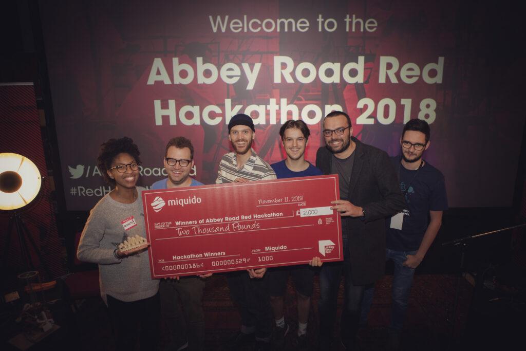 hackathon-abbey-road-ux-first-winners
