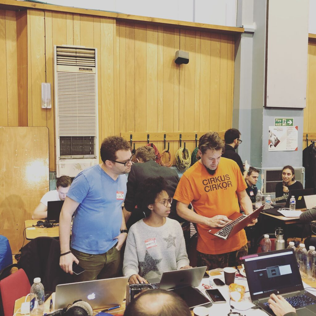Innovation for music's sake – an overview of projects from Abbey Road Studios' hackathon