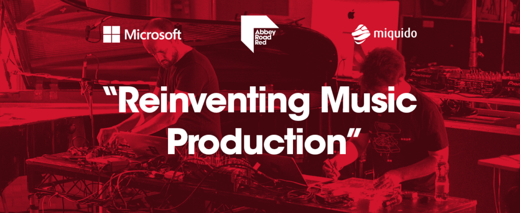 3 reasons why Miquido decided to become the partner of Abbey Road Studios' first hackathon