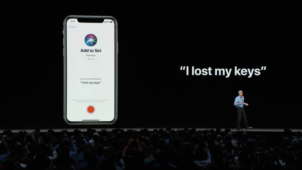 Siri shortcuts wwdc 2018 miquido