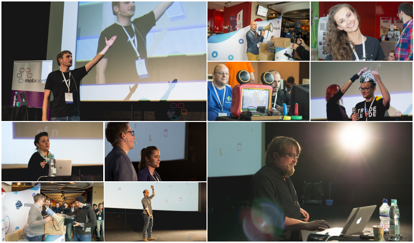 Mobiconf – WOWcoding mobile conference in CEE