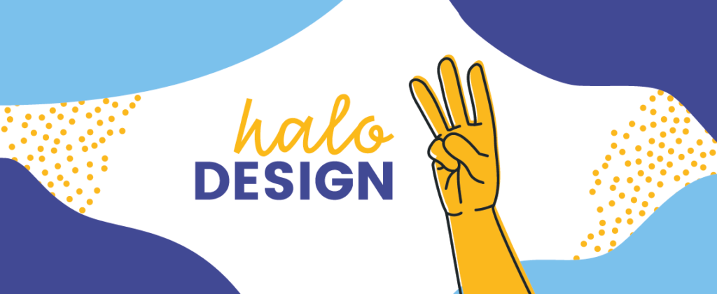 Three faces of design. Halo Design #3 @ Miquido