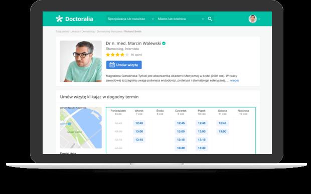 DocPlanner healthcare platform