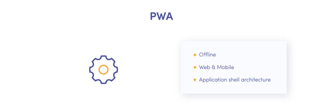 Benefits of PWA