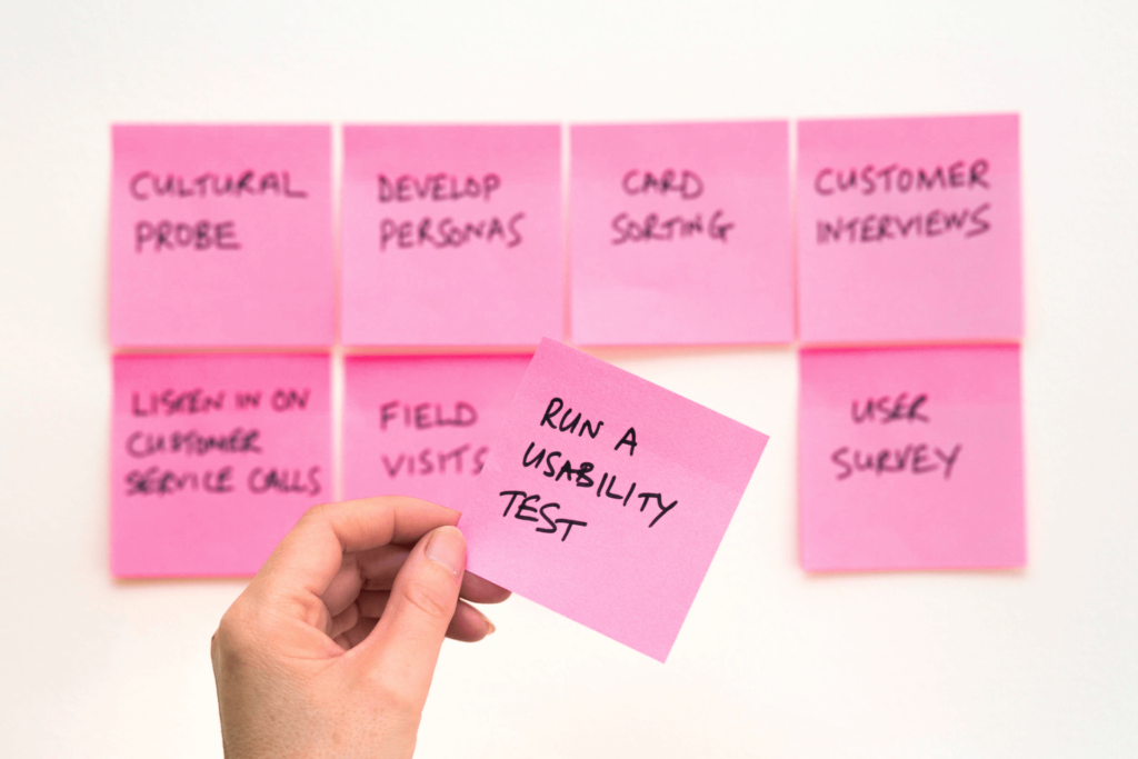 What is Usability Testing and how to improve it with psychological research?
